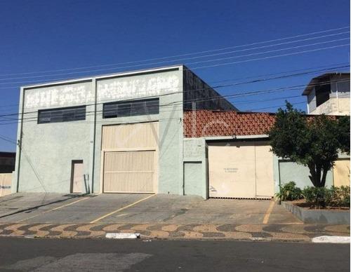 Barracão Para Aluguel Em Parque Industrial - Ba004304