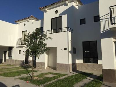 Casa Sola En Renta Valle De Los Almendros