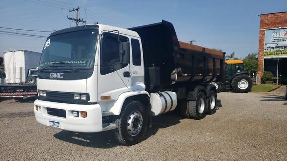 Gmc 15-190 Caçamba De 12 M³ Truck 6x2