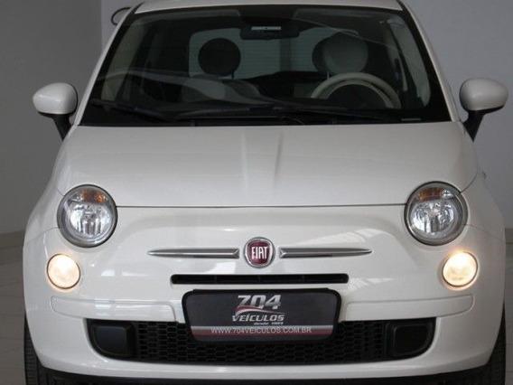 Fiat 500 Cult Dualogic 1.4 8v Flex, Lso9782