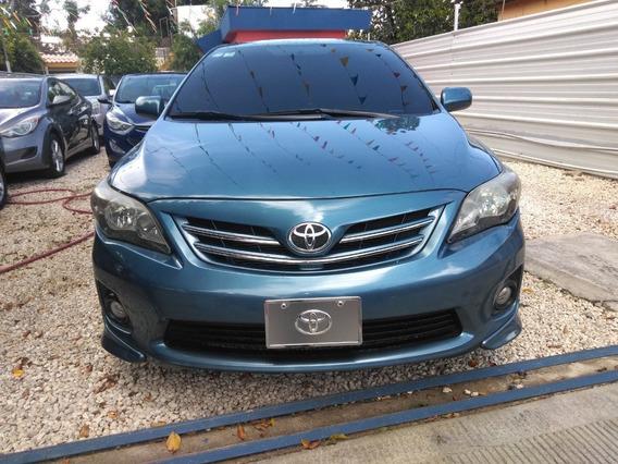 Toyota Corolla S 12 Azul