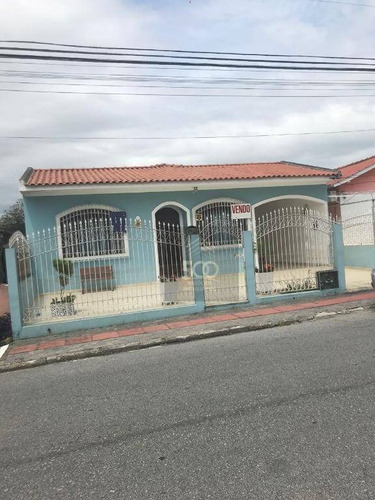 Oportunidade !!! Casa Com 3 Dormitórios À Venda, 130 M² Por R$ 520.000 - Ipiranga - São José/sc - Ca0045