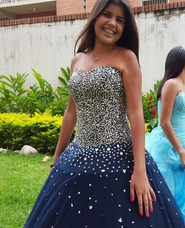Alquiler de vestidos de noche venezuela