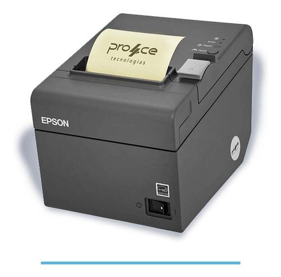 Impressora Epson Tm T20 Usb Ideal Para Nfce