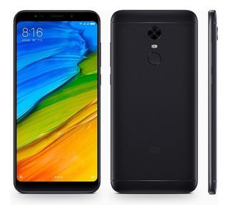 Xiaomi Redmi 5 Plus 64gb Black + Nf-e