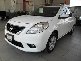 Nissan Versa Advance Std 2014