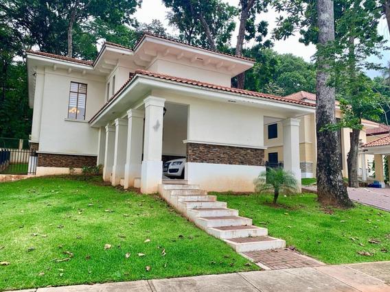 Vendo Casa Espectacular En Ph Los Senderos, Clayton 19-6872