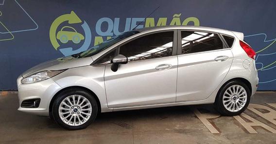 Ford - New Fiesta Titanium Hatch - Motor 1.6 - Ano 2014