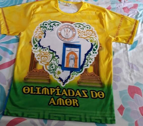 Abadá Camiseta Escola De Samba Unidos Do Raciocinio 2016