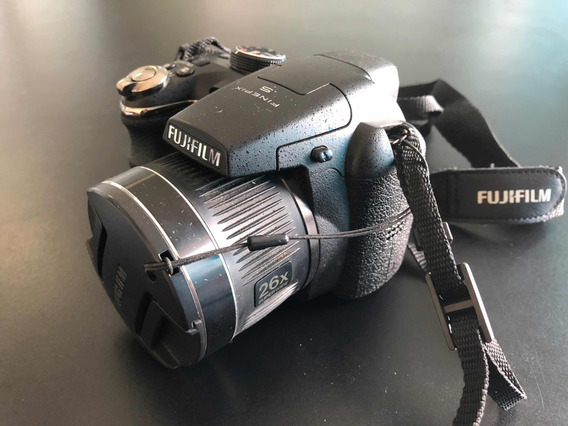 Câmera Fujifilm Finepix S3300 14mp Zoom 26x
