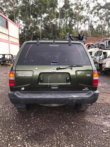 Imagem 1 de 6 de Sucata Nissan Pathfinder 1996/1997 Gasolina 170cvs