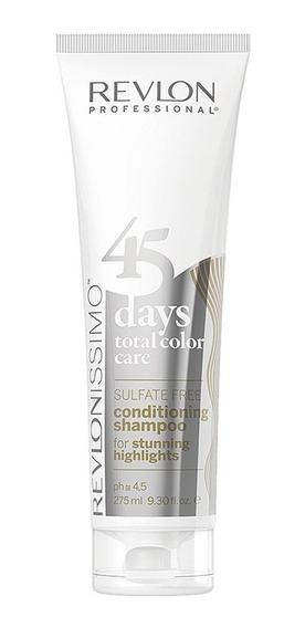 Shampoo Acondicionador Revlonissimo 45 Days Para Reflejos
