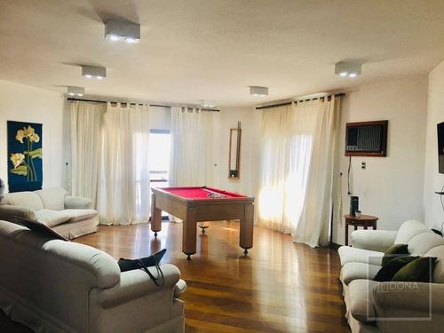 Apartamento, Venda , Alto Padrão , 320m² , 4 Dormitórios, 4 Suítes, 4 Vagas Garagem - Sorocaba- Sp - Ap0548