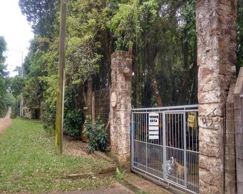 Chácara 3.200 M² - Palermo - Gravataí - Rs - 1597 - 32420118