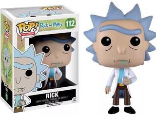 Funko Pop Rick And Morty Rick Sanchez (112)