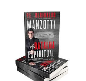 Livro Batalha Espiritual Entre Anjos E Demônios