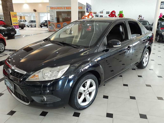 Ford Focus Sedan 2.0 Glx Flex Aut. 4p 2010