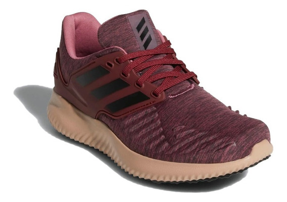 Zapatilla adidas Mujer Running Alpha Bounce Rc2 Bdo/rosa Ras