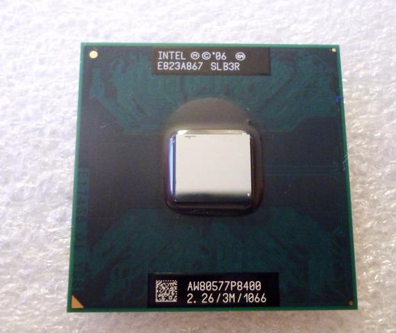Processador Intel Core 2 Duo Slb3r P8400 2.26ghz