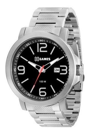 Relógio X-games Aço - Xmss1025