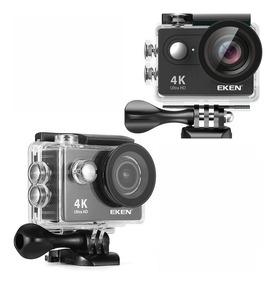 Câmera Full Hd Eken H9r 16mp Wifi 4k + Cartão Sd Original