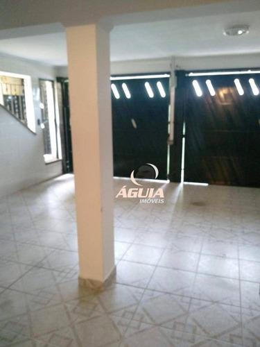 Imagem 1 de 9 de Sobrado Com 3 Dormitórios À Venda, 184 M² Por R$ 700.000 - Campestre - Santo André/sp - So1510