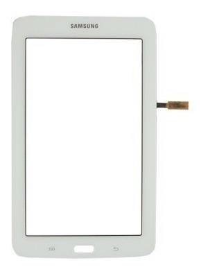 Pantalla Vidrio Tactil Samsung Galaxy Tab 3 Lite T110 Blanca