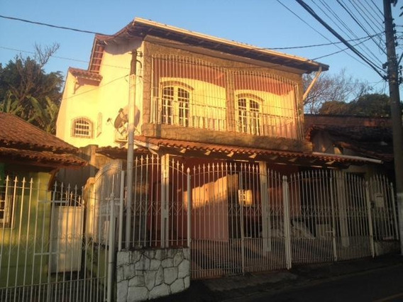 Casa Para Venda Em Volta Redonda, Conforto, 4 Dormitórios, 1 Suíte, 3 Banheiros, 2 Vagas - 135_2-756856