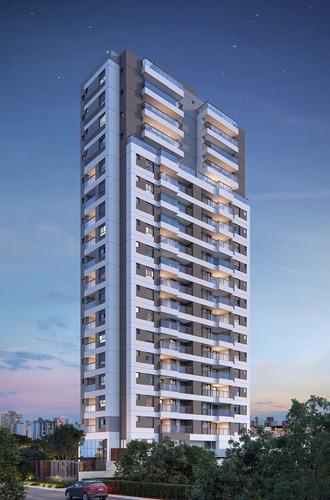 Apartamento Residencial Para Venda, Brooklin, São Paulo - Ap8517. - Ap8517-inc
