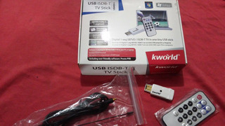 Sintonizador Digital Usb Tv Kworld Ub400-i