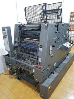 Vendo Imprenta Completa, Heidelberg 52/ 2 Colores, Guilloti
