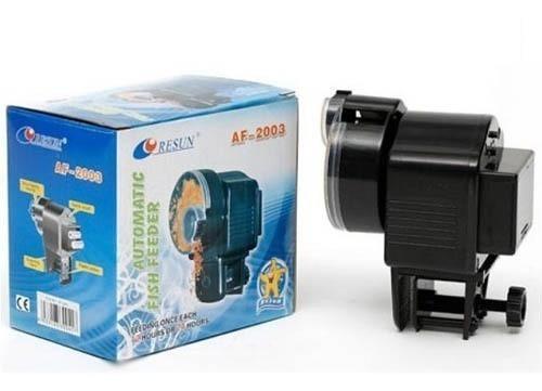 Alimentador Automático Peces Resun A Pilas Af2003 Acuario