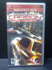 Psp Need For Speed: Carbon ( Com Manual )