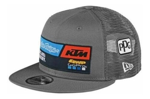 Gorra Ktm Troylee Designs Regulable Marellisport 2020