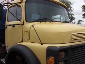 Caminhão Mb No Chassi 2219 6x4 Traçado Com Cambio De 1935