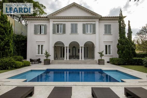 Casa Em Condomínio Jardim Guedala - São Paulo - Ref: 538300