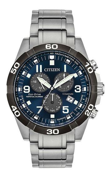 Relógio Masculino Citizen Bl5558-58l Titânio