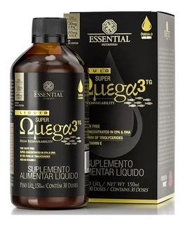 Super Omega 3 Tg Liquid - 150 Ml - Essential Nutrition
