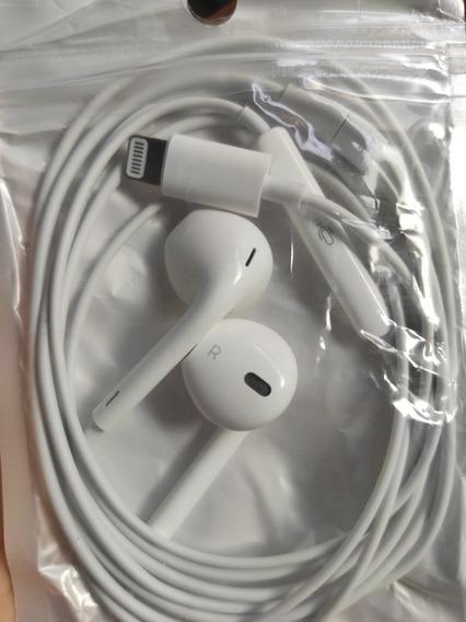 Earpods Com Entrada Lightning Original Apple
