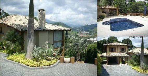 Casa Em Condominio - Itaipava - Ref: 412 - V-412