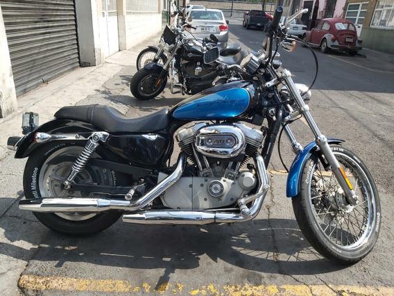 Harley Davidson Sportster 2004 883cc Nacional