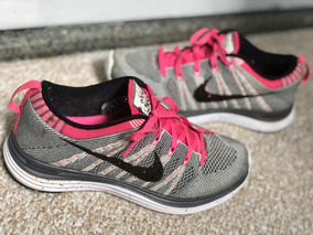 Nike - Flynit - Lindas Cores - Tam. 34