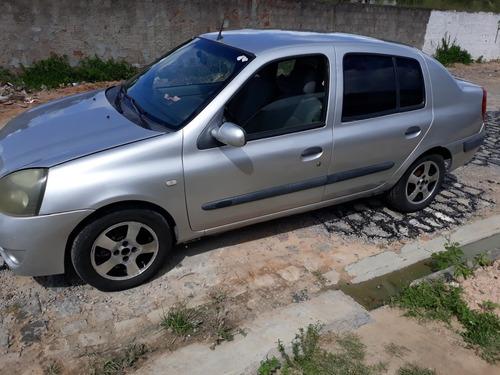 Renault Clio Sedan 2003 1.0 16v Rl 4p