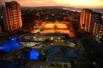 Departamento Tonsupa Resort Playa Almendro R301