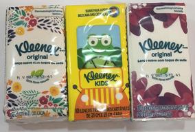 Lenços De Bolso Kleenex Kit C/30