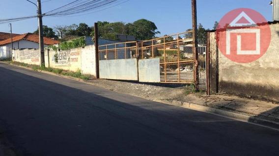 Terreno Para Alugar, 2840 M² Por R$ 5.000/mês - Santa Luzia - Bragança Paulista/sp - Te1022