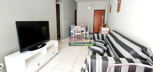 Imagem 1 de 19 de Apartamento Com 2 Dormitórios À Venda, 78 M² Por R$ 456.000 - Itaguá - Ubatuba/sp - Ap8851