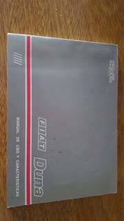 Manual Duna 1.4 1.6 Fiat