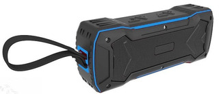Parlante Blue Monster S335 Inalambrico Bluetooth + Radio Fm