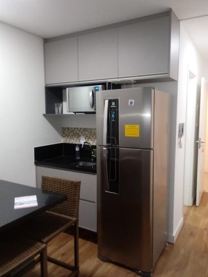 Flat Em Granja Viana, Cotia/sp De 30m² 1 Quartos Para Locação R$ 1.600,00/mes - Fl174498